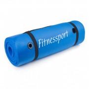 Коврик гимнастический Fitnessport 1800x600x15mm (красный)
