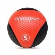 Медицинский мяч, 5 кг.