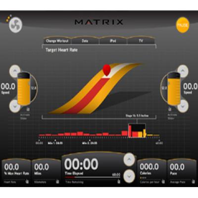 MATRIX T1XE VA (2013) Беговая дорожка
