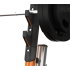 MATRIX MAGNUM A645 Силовая станция для жима от плеч с доводчиком (СЕРЕБРИСТЫЙ)