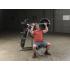 Вертикальный жим сидя Body-Solid LVSP на свободном весе